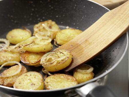 Bratkartoffeln – smarter: Zubereitungsschritt 8