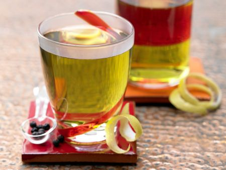 Brennnessel-Birkenblätter-Tee