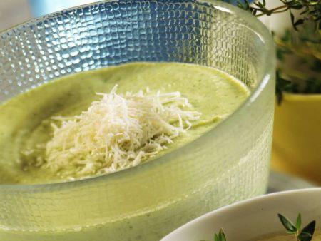 Broccoli-Parmesan-Sauce