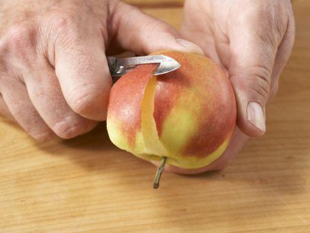 Brombeer-Apfel-Aufstrich: Zubereitungsschritt 2