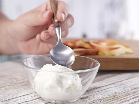 Brombeer-Nektarinen-Salat: Zubereitungsschritt 3