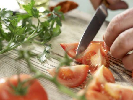 Bulgur-Gemüse-Pilaw: Zubereitungsschritt 1