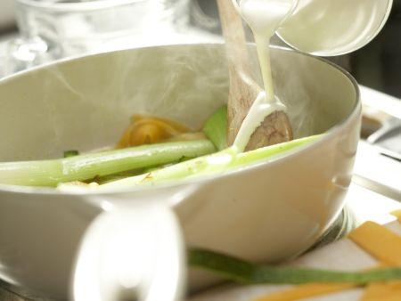 Bunte Gemüsenudeln: Zubereitungsschritt 6