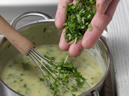 Bunte Gemüseplatte: Zubereitungsschritt 7