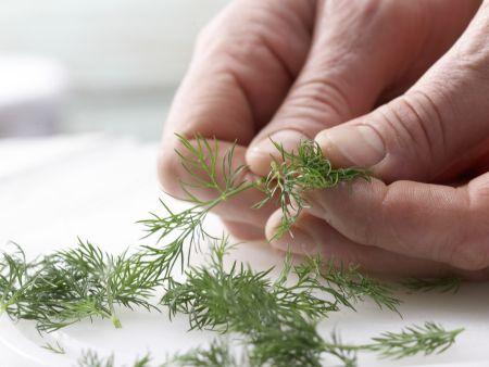 Bunter Kartoffel-Hering-Salat: Zubereitungsschritt 7