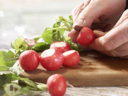 Bunter Wurstsalat – smarter: Zubereitungsschritt 2