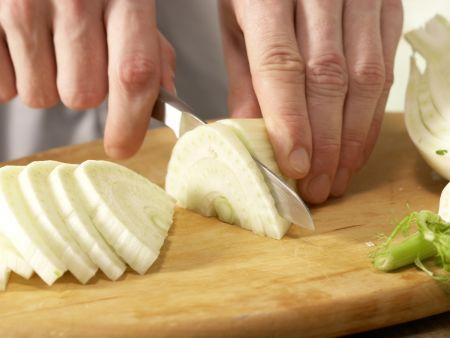 Buntes Gemüse-Gratin: Zubereitungsschritt 4