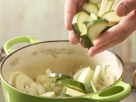Buntes Gemüse-Gratin: Zubereitungsschritt 6