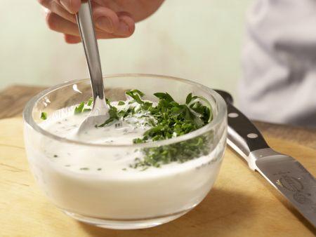 Buntes Gemüse-Gratin: Zubereitungsschritt 9