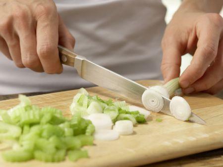 Buntes Wok-Gemüse: Zubereitungsschritt 2