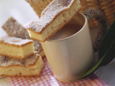 Butterkuchen mit Zuckerkruste