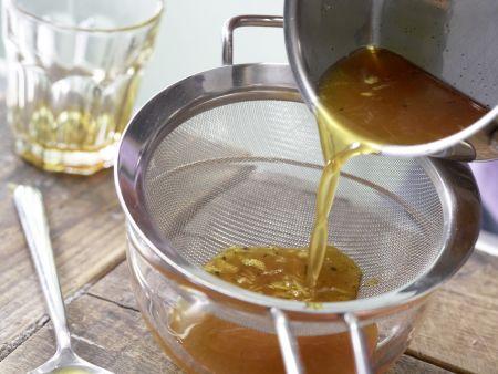 Buttermilch-Hefekranz: Zubereitungsschritt 10