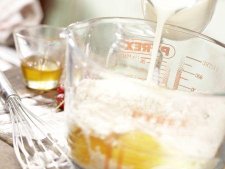 Buttermilch-Vollkorn-Pancakes: Zubereitungsschritt 3