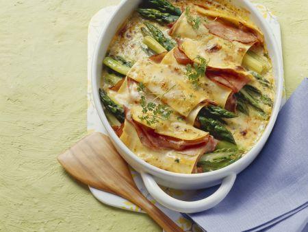Rezept: Cannelloni mit Spargel