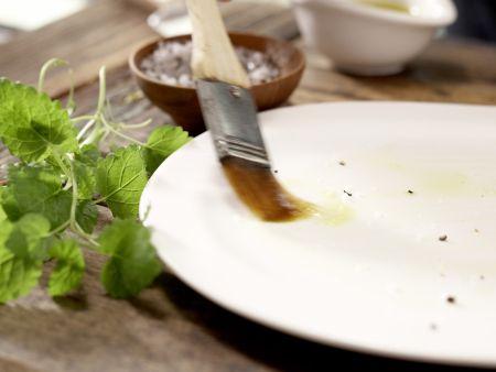 Carpaccio vom Schwertfisch: Zubereitungsschritt 1