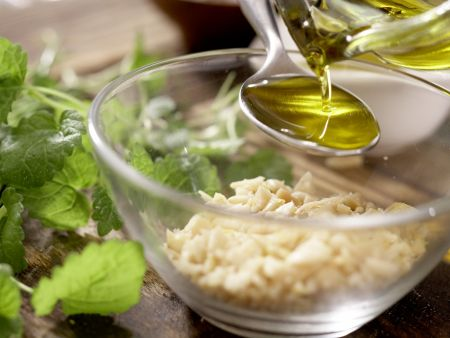 Carpaccio vom Schwertfisch: Zubereitungsschritt 5