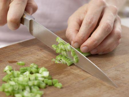 Ceviche von weißem Fisch: Zubereitungsschritt 5