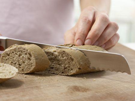 Ceviche von weißem Fisch: Zubereitungsschritt 9