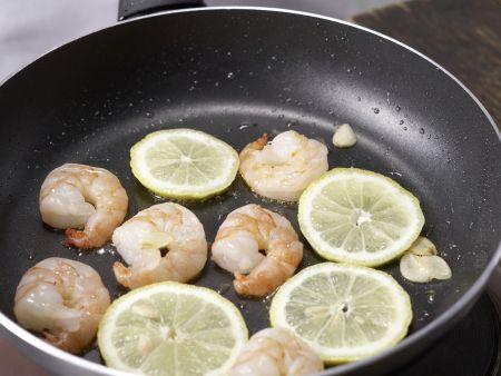 Champignon-Kartoffeln: Zubereitungsschritt 11