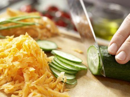 Chef's Salad – smarter: Zubereitungsschritt 2