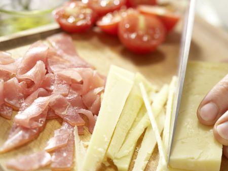 Chef's Salad – smarter: Zubereitungsschritt 4