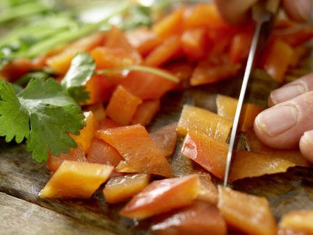 Chili-Lachsfilet: Zubereitungsschritt 6