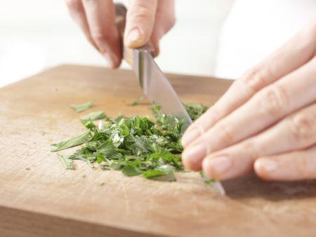 Chorizo-Pasta: Zubereitungsschritt 3