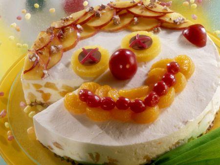 Clown-Kuchen