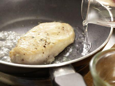 Cobb Salad: Zubereitungsschritt 1