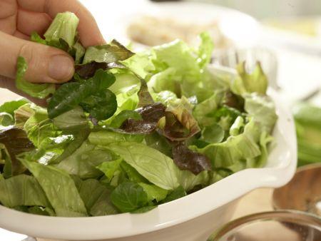 Cobb Salad: Zubereitungsschritt 10