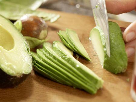 Cobb Salad: Zubereitungsschritt 8