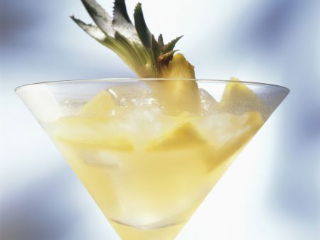 Cocktail mit Ananas