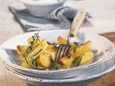Country Potatoes mit Kräutern