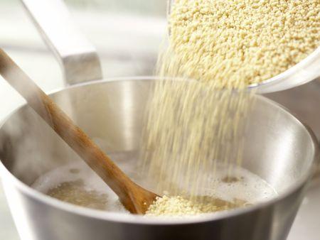 Couscous: Zubereitungsschritt 2
