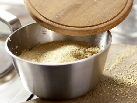 Couscous: Zubereitungsschritt 3