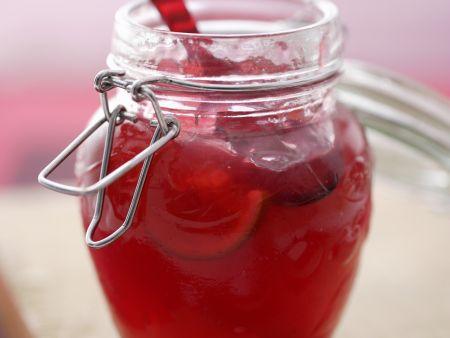 Cranberry-Apfel-Konfitüre