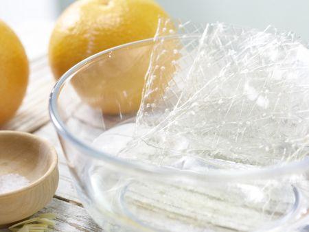 Cremetorte mit Karamell: Zubereitungsschritt 6
