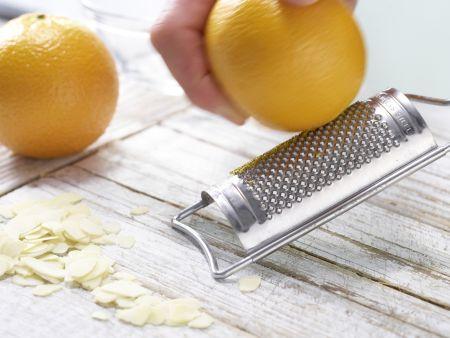 Cremetorte mit Karamell: Zubereitungsschritt 7