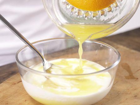 Cremiger Joghurt-Reis: Zubereitungsschritt 2