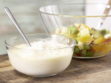 Cremiger Joghurt-Reis: Zubereitungsschritt 7