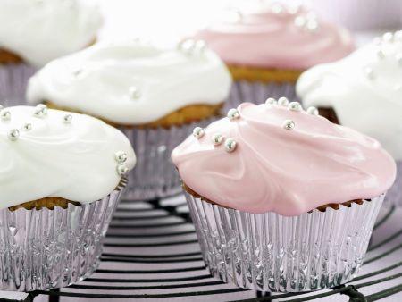 Cupcakes mit Kokos