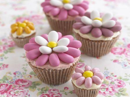Rezept: Cupcakes zu Ostern