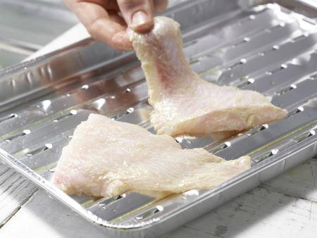 Curry-Rotbarsch: Zubereitungsschritt 4