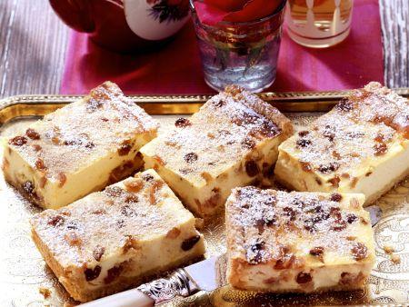 Dattel-Käsekuchen aus Marokko