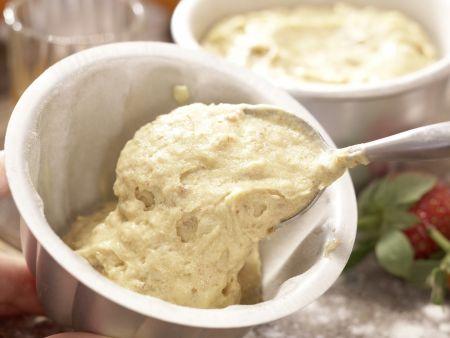 Dattelpudding auf Orangenkompott: Zubereitungsschritt 6