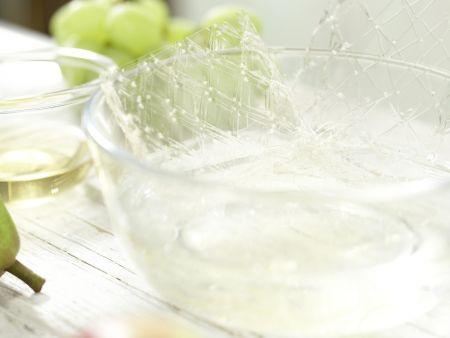 Dickmilch-Mandel-Creme: Zubereitungsschritt 1