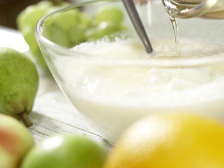 Dickmilch-Mandel-Creme: Zubereitungsschritt 2