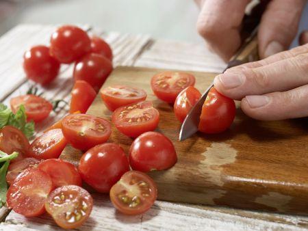 Dinkelpfannkuchen: Zubereitungsschritt 4