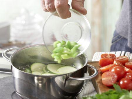 Dinkelpfannkuchen: Zubereitungsschritt 5