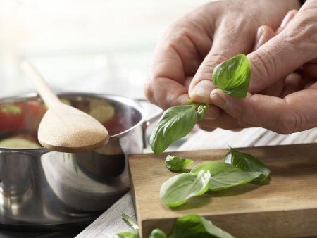 Dinkelpfannkuchen: Zubereitungsschritt 9